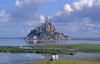Atlantikküste - Buchten und Strände an der Atlantikküste Frankreich: Urlaub in der Normandie am Atlantik