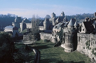 Festung Fougeres