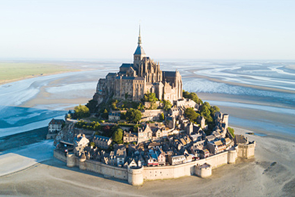 Normandie Atlantikküste