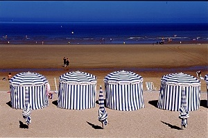 Strand bei Cabourg
