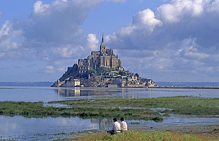 Mont St. Michel, Normandie