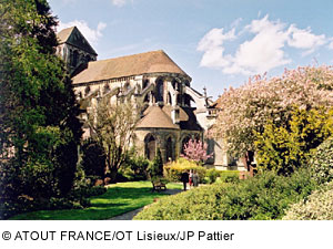 Lisieux, St Pierre Cathedral, Normandie